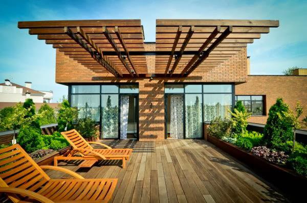 Vật liệu gỗ ngoài trời cao cấp