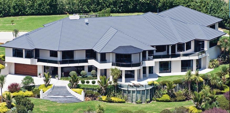 Thiết kế ngói mái betong