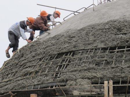 Kiêng kỵ khi làm nhà ngói mái betong