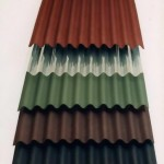 Lựa chọn màu sắc vật liệu lợp mái quan trọng trong hấp thu nhiệt lượng