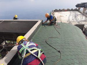 ngói mái betong
