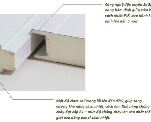 004. panel Greenpan panel cach nhiet pir SPT 686x400 - PANEL CÁCH NHIỆT PIR TẠI TP.HCM – ĐỒNG HÀNH CÙNG SỰ PHÁT TRỂN BỀN VỮNG